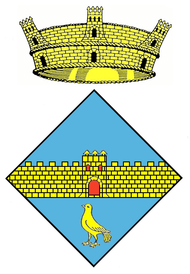 Escut Ajuntament del Vilosell.