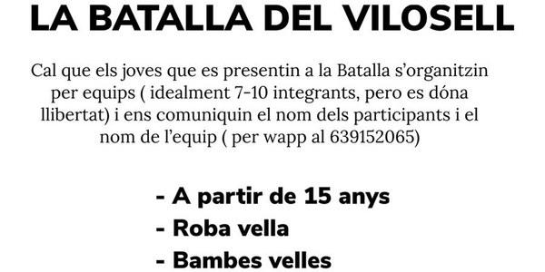 BATALLA DEL VILOSELL