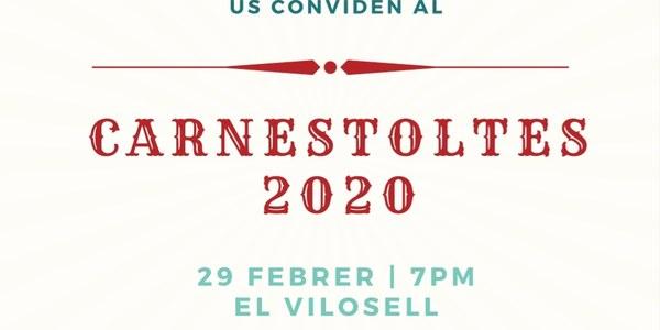 CARNESTOLTES 2020 EL VILOSELL