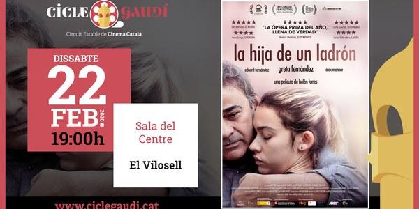 Cicle Gaudí- La hija de un Ladrón