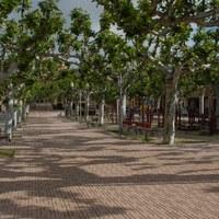 Plaça Sant Sebastià
